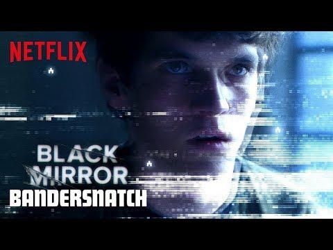 ¿Fue Bandersnatch un experimento de espionaje masivo?
