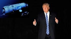 Hacker demuestra que hay una «fuerza espacial» mucho antes que Donald Trump