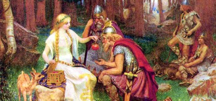 Idun: La leyenda de la guardiana de las manzanas de la eterna juventud