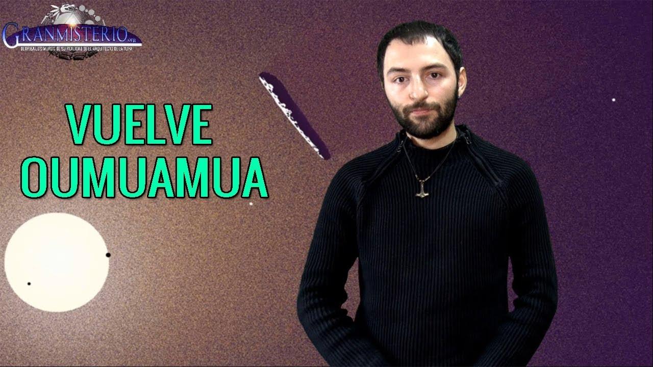 Importante Profesor de Harvard Asegura que Oumuamua está controlado por Extraterrestres