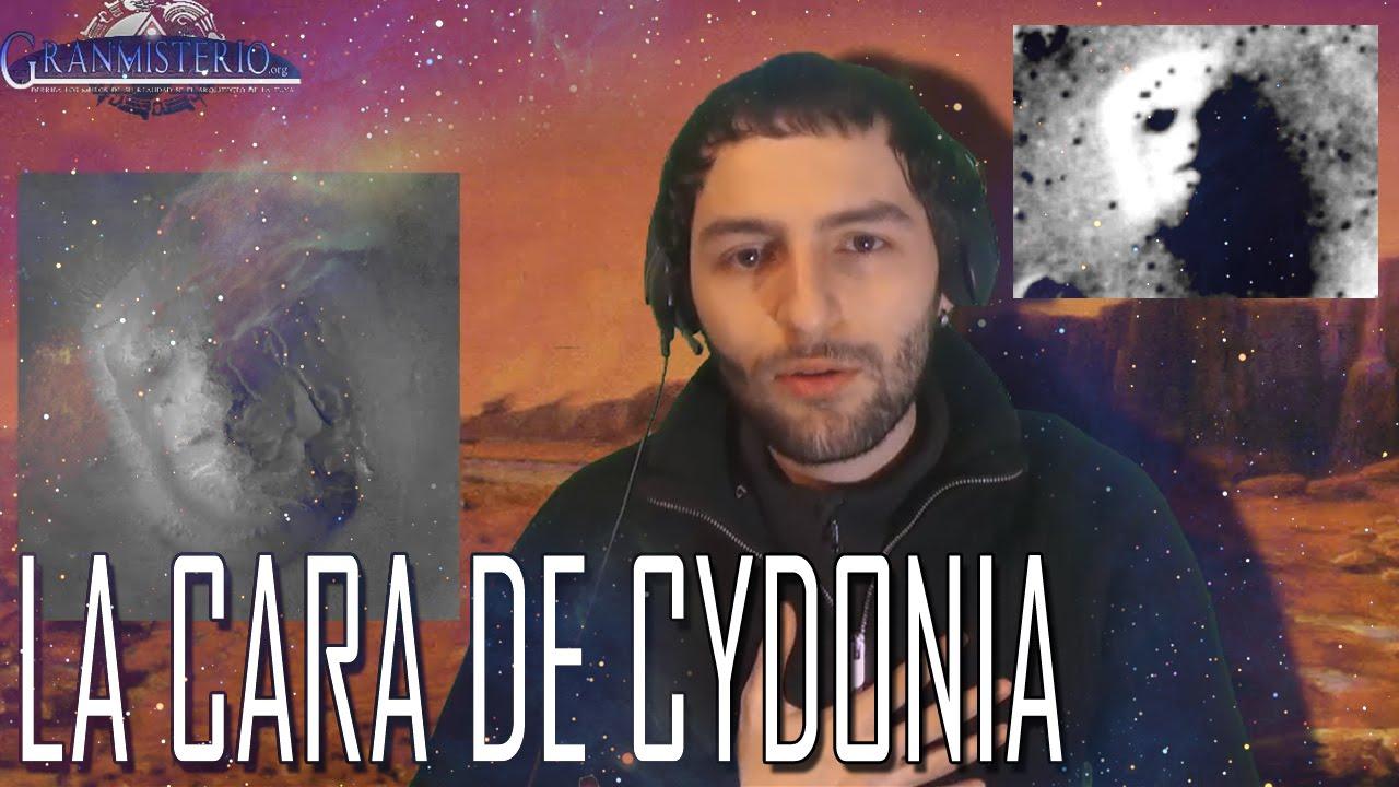 La cara de Cydonia – NASA oculta pirámides en marte
