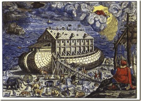 La historia se repite el segundo arca de Noe de la especie humana