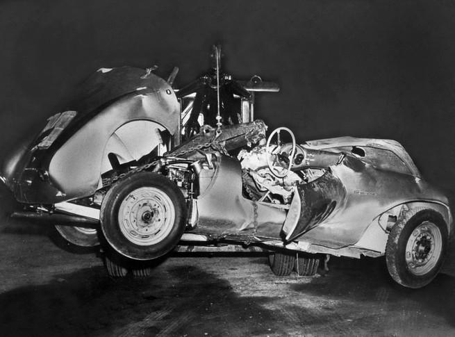 La increíble maldición del coche de James Dean: Little Bastard