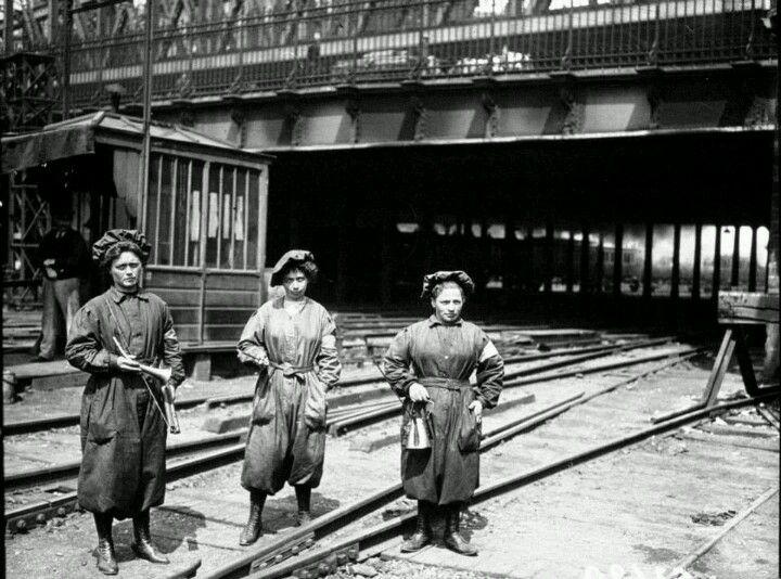 Los fantasma del metro de Londres 2