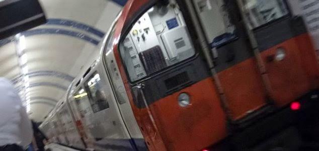 Los fantasmas del  metro de Londres