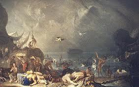 Qué Causó Aquel Diluvio, Cuyas Furiosas Aguas Barrieron la Tierra?