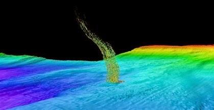 Un Océano Pacífico más cálido podría liberar millones de toneladas de metano