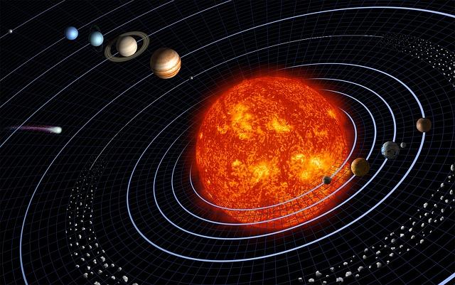 Una estrella masiva formó nuestro sistema solar
