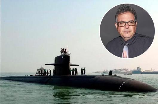 ¡El submarino Nuclear de la Armada de los Estados Unidos intercepta un OVNI en el Océano Atlántico!