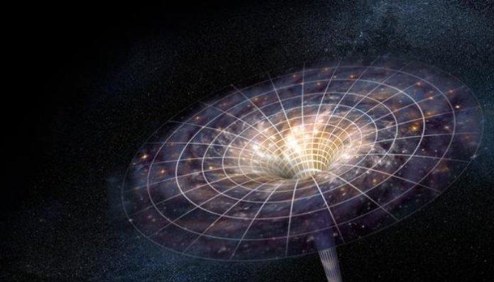 ¿Los agujeros negros puertas a otros universos?