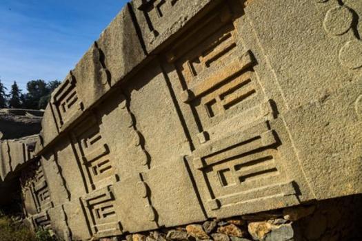 El Axum Stelae: ¿Edificios de la Antigüedad?