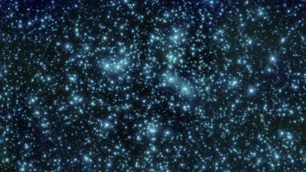 Pandora, el enorme cúmulo que deforma el espacio-tiempo