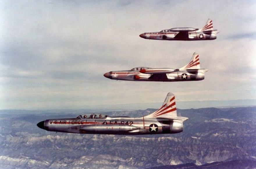 Fuerza Aérea de EE.UU intentó interceptar ovnis en Washington varias veces durante 1952