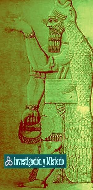 Apkallus o Anunnakis los antiguos dioses sumerios
