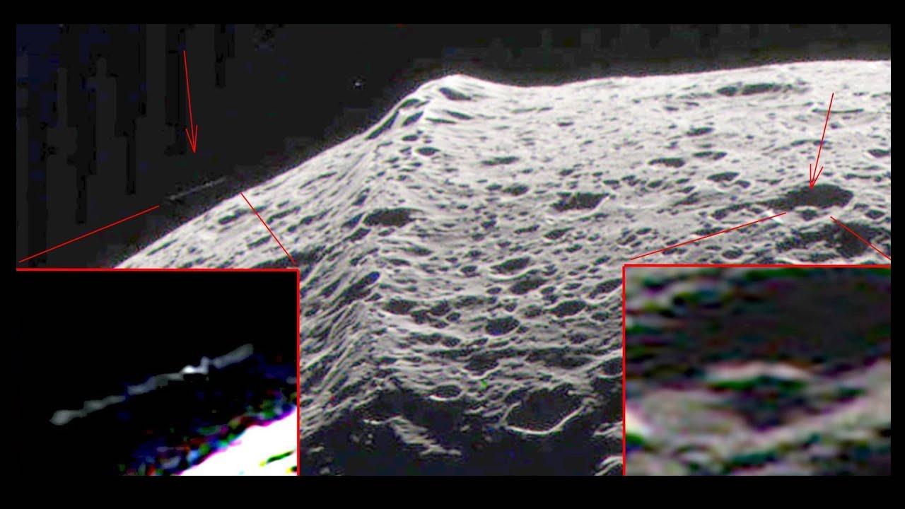 Por qué el Iapetus de la luna de Saturno podría haber sido hecho artificialmente por extraterrestres
