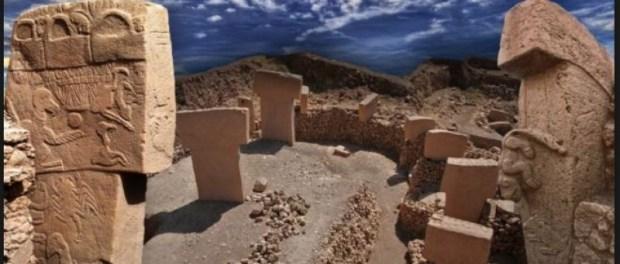 Un antiguo templo cuenta la historia de una colisión de cometas que causó la edad de hielo.