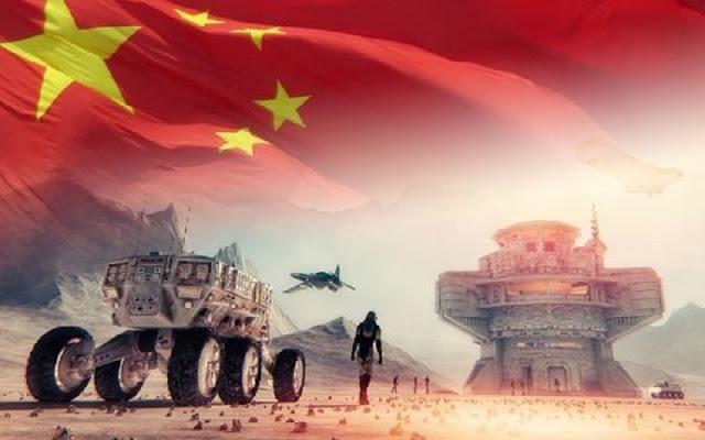 China se prepara para una misión tripulada al Planeta Rojo
