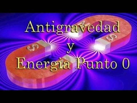 CIENTIFICOS DE GARAJE REDESCUBREN LA ANTIGRAVEDAD ENERGIA PUNTO CERO EFECTO HUCKISON DE TE