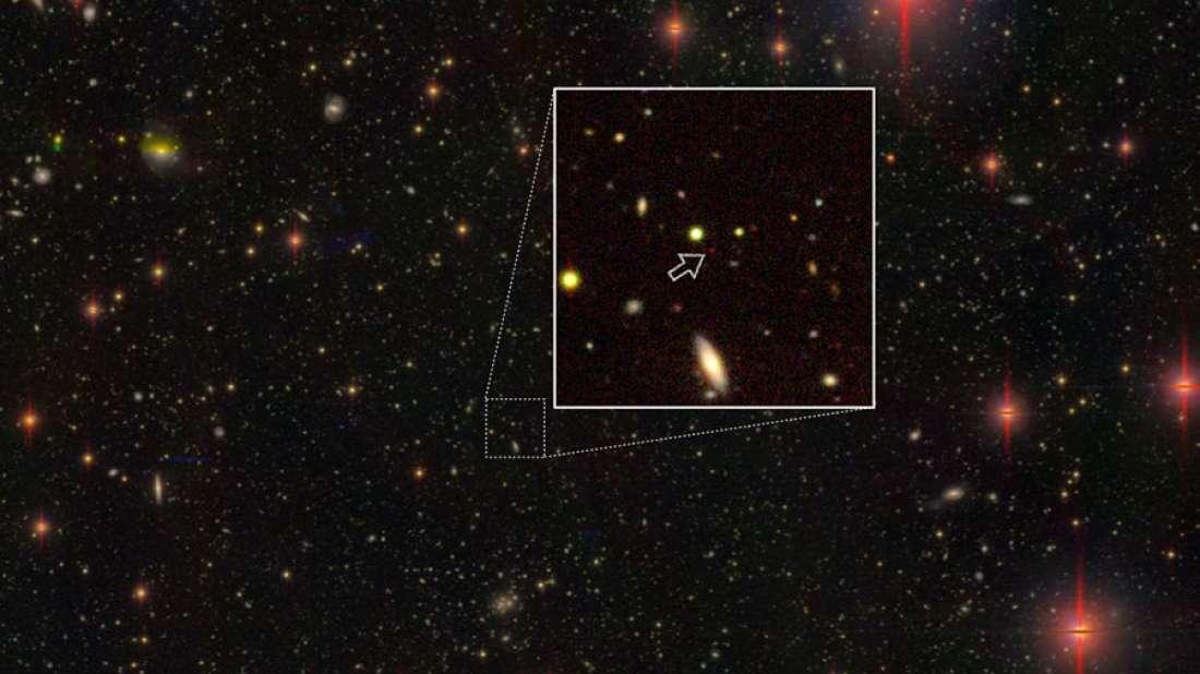 Descubren 83 nuevos Agujeros negros Supermasivos en el Universo Primitivo