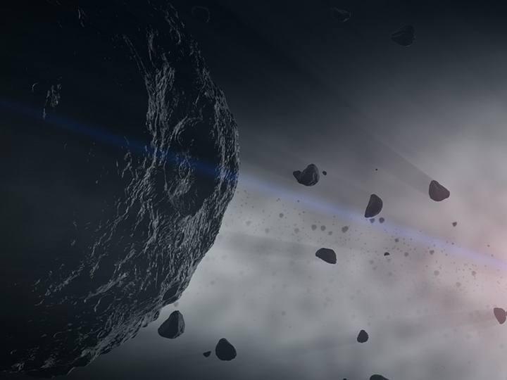 Descubren un nuevo anillo de polvo que rodea el Sol en la órbita de Mercurio