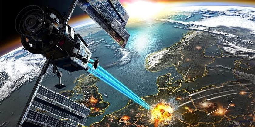EEUU se prepara para probar armas láser orbitales
