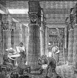 El atractivo y miterioso antiguo Egipto