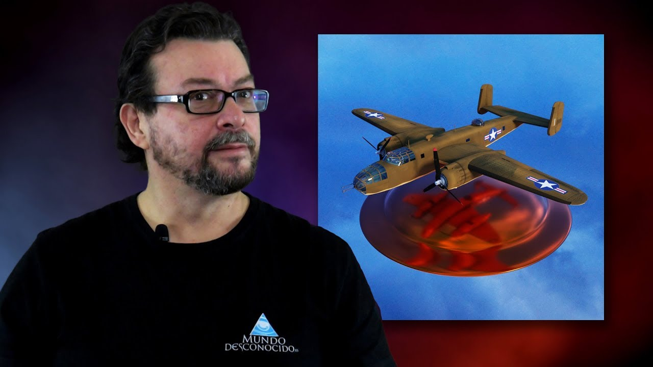 El Avión Desaparecido que Transportaba un Gran Secreto