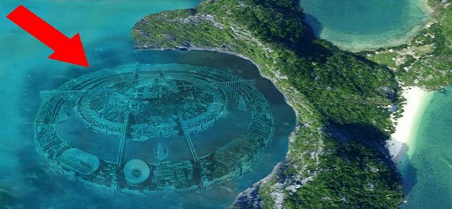 El descubrimiento de continentes confirman la existencia de Atlantis