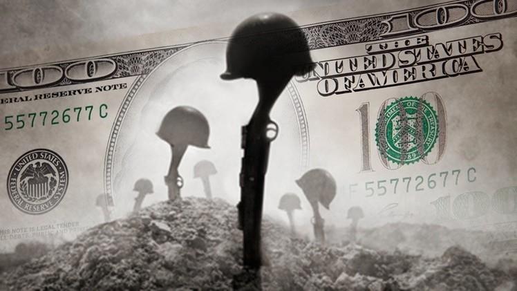 El dólar vive gracias a las 2 guerras mundiales ahora que se debilita busca la 3