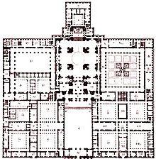 El monasterio del  Escorial, las puertas del infierno
