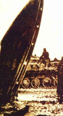 EL ROSWELL DE HITLER: LA CAÍDA DEL PLATILLO ALIENIGENA EN 1937 EN LA ALEMANIA NAZI