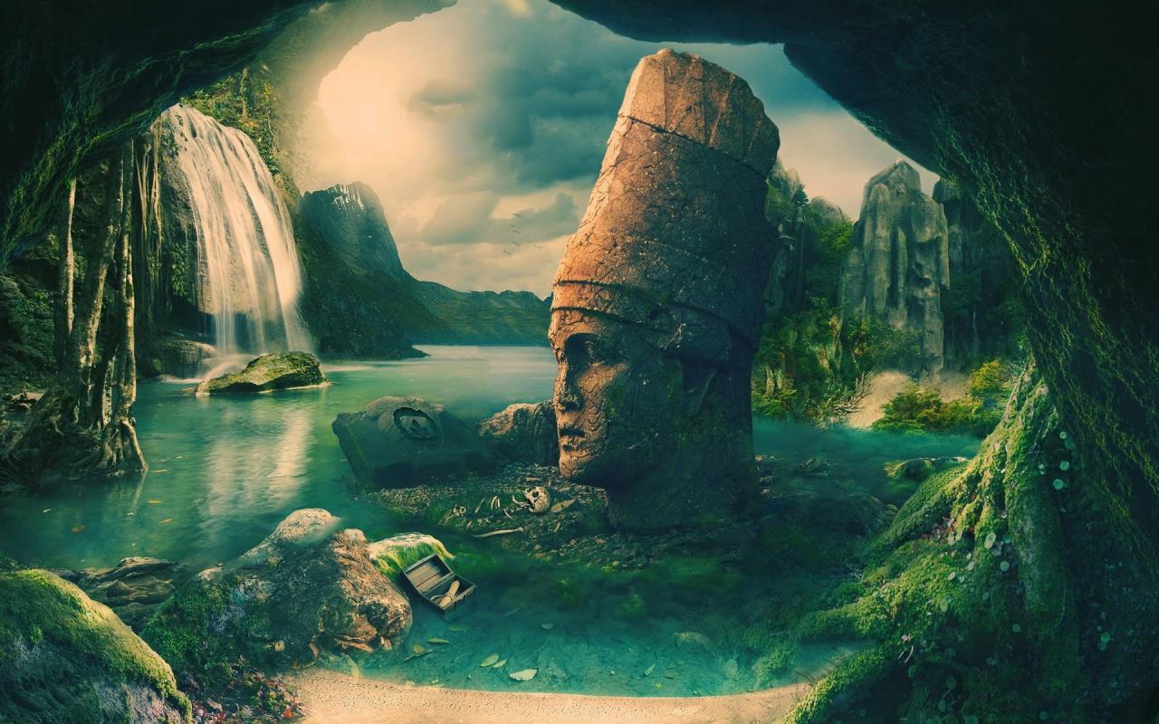 Encontraron una pirámide de 20 000 años de donde Platón dijo que estaria la Atlántida