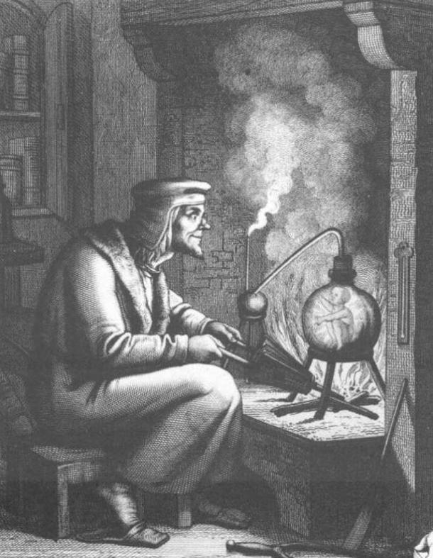 Homúnculo: La Creación Alquímica de Pequeños Pueblos con Grandes Poderes