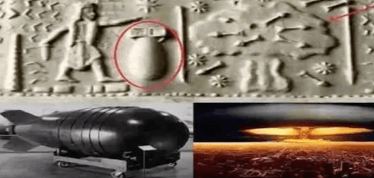 Impresionantes armas nucleares descritas en textos milenarios de la India