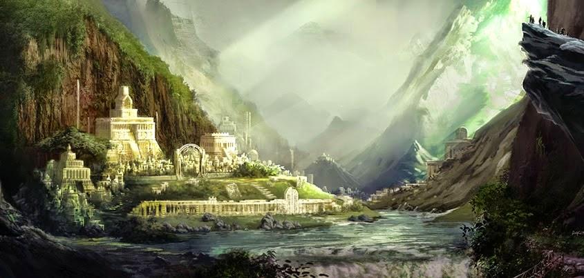La ciudad secreta bajo el Monte Shasta