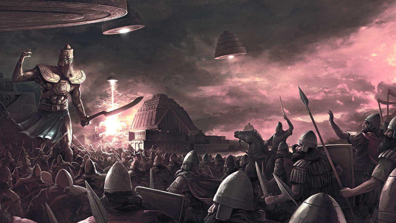 La leyenda alienígena sumeria de los Oannes, nuestros dioses