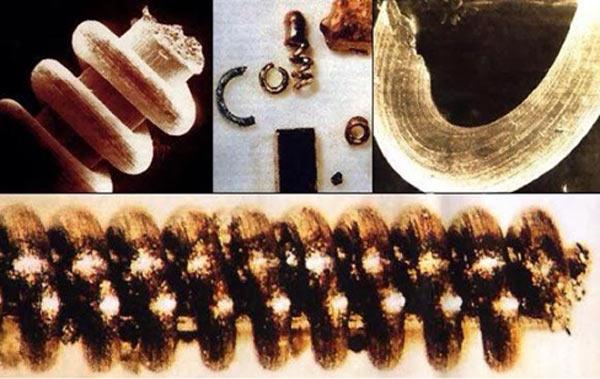 Las misteriosas nanoestructuras de 300.000 años de edad que se hallaron en las montañas Urales de Rusia