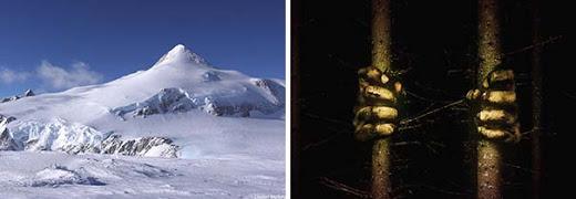 Los Ángeles Caídos del Libro de Enoc fueron encarcelados en la Antártida