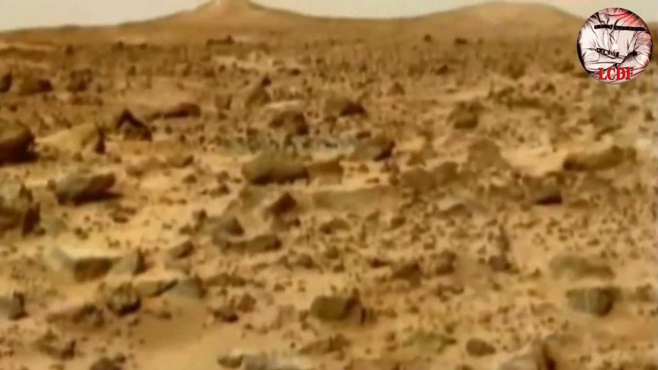 Ni Marte tan rojo ni la NASA tan transparente