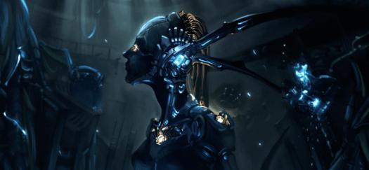 No son como pensabamos: Los extraterrestres son Robots inmortales de millones de años