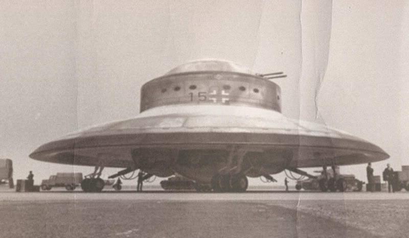 OVNIs del Reich y Las Bases Nazis En La Luna