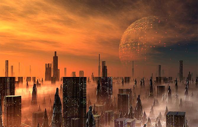 La Tierra y la galaxia entera pudo ser habitada por muchas civilizaciones en el pasado, dice científico