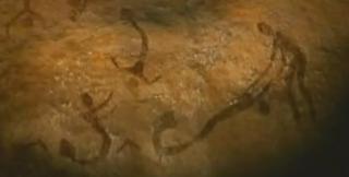 Pinturas milenarias como altamira en donde se describen sirenas