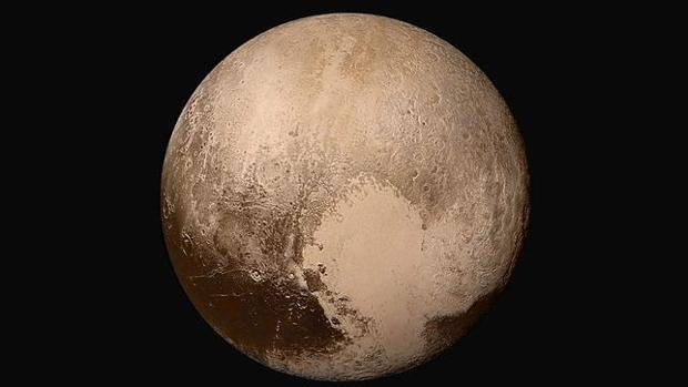 Plutón puede esconder un océano de 100 km de profundidad tan salado como el Mar Muerto