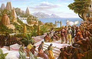 Pueblos Dravídicos y mito de Lemuria