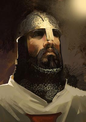Que encontraron los Templarios en Tierra Santa