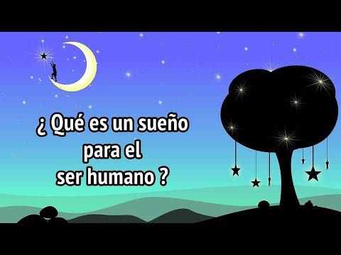 ¿Qué es un sueño para el ser humano?