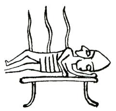 Radioterapia en la antigüedad