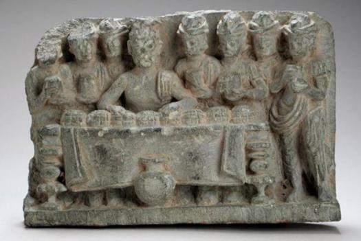 Robots custodiaron las reliquias de Buda según una leyenda de la antigua India