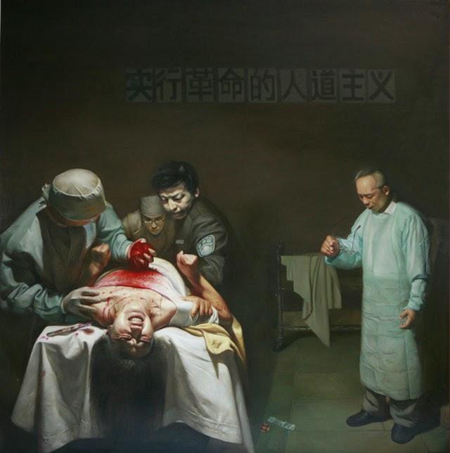 Se están realizando Extracciones de organos en vivo, y conscientes